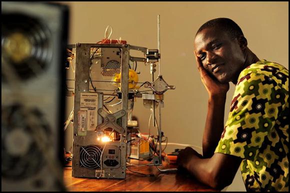 3D принтер из электронного хлама может отправиться на Марс