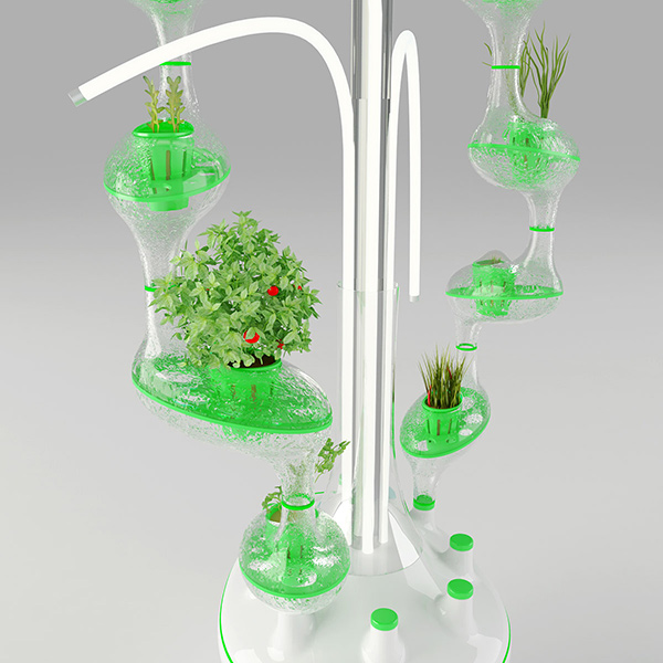 PlanTree – высокотехнологичный сад-огород прямо на кухне. Facepla.net самые свежие новости экологии