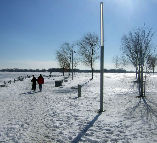Посетители в парке не переводятся круглый год