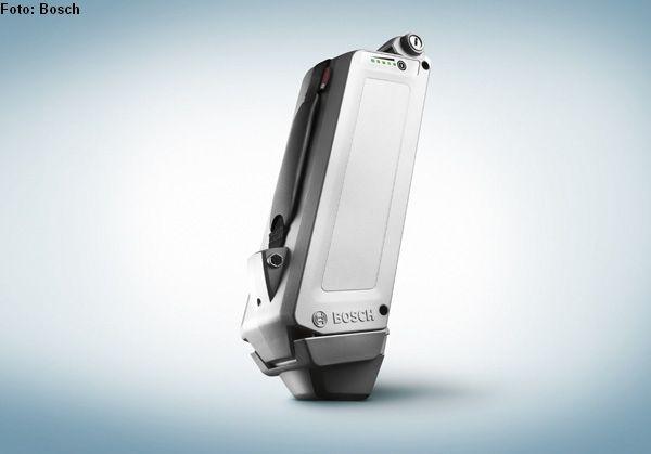 Батарея электродвигателя Bosch выдерживает 500 полных циклов зарядки