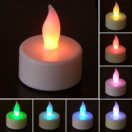 Новогодние светодиодные лампы: теперь во всех цветах радуги!