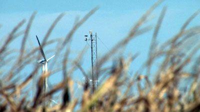 Инструменты для измерения силы ветра и турбулентностей