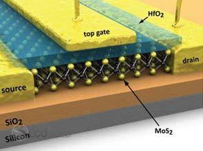 молибденитовые чипы