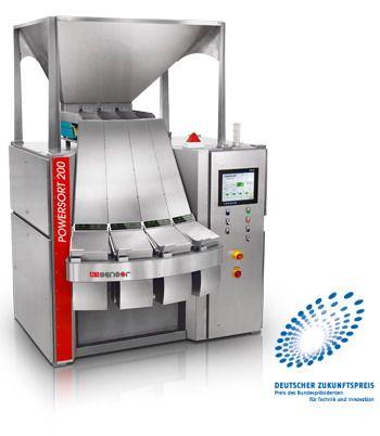 Прибор для лазерной сортировки пластика Powersort 200