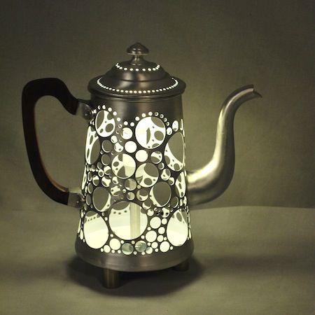 Светильник-чайник Жиля Айхенбаума
