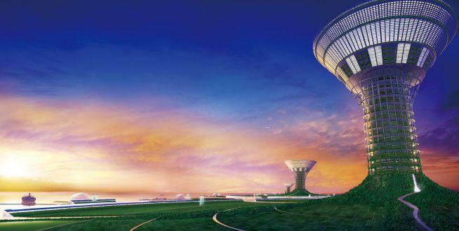 Плавучие города будущего