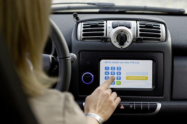 Набор личного кода - необходимый шаг для получения возможности управление автомобилем