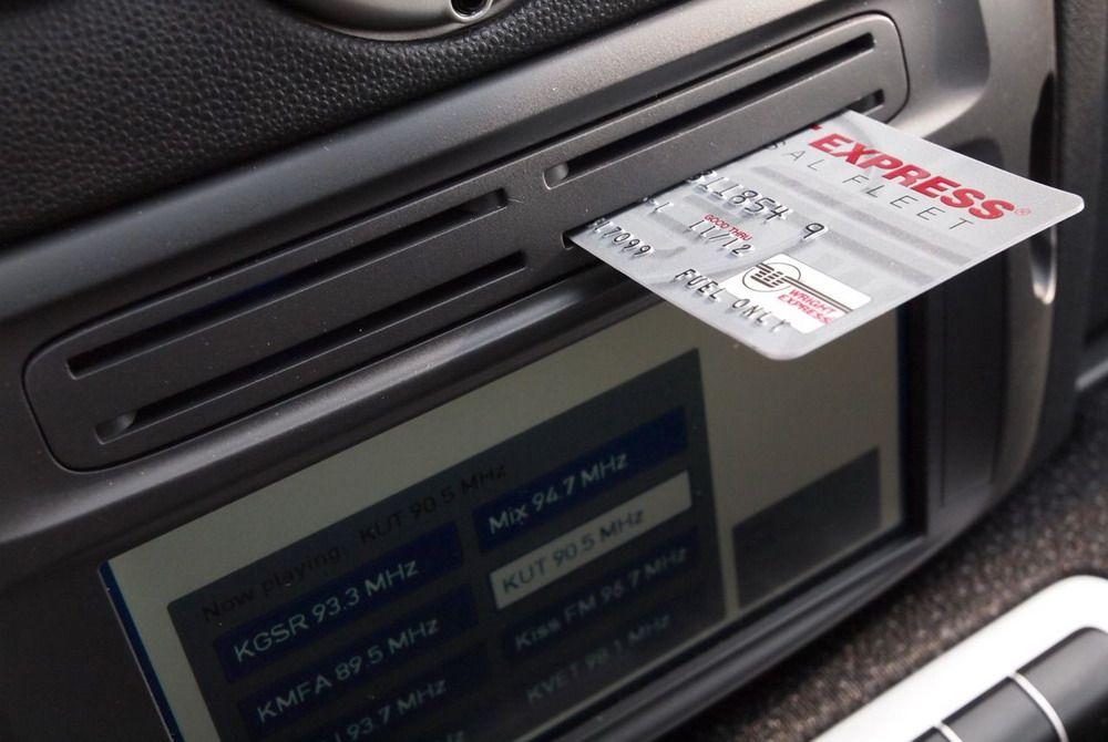 Программа совместного использования и проката автомобилей Car2go - членская карточка, она же ключ к автомомбилю