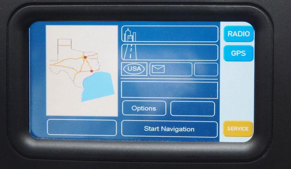 Программа совместного использования и проката автомобилей Car2go - начинка авто
