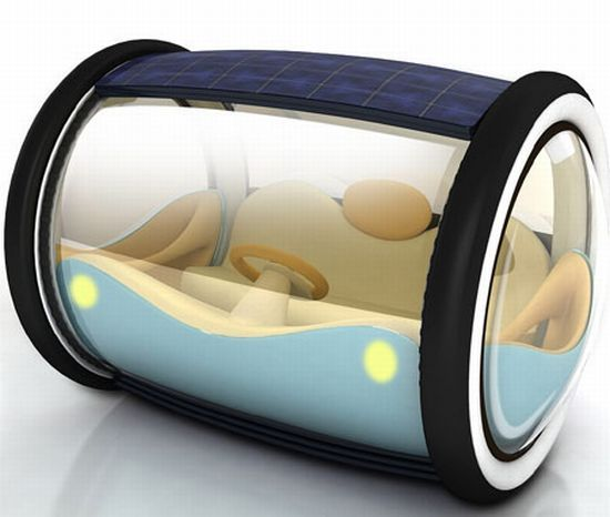 Электромобиль Solar Coco