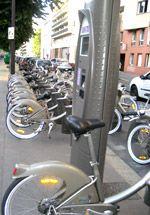 Красоты Парижа на велосипеде