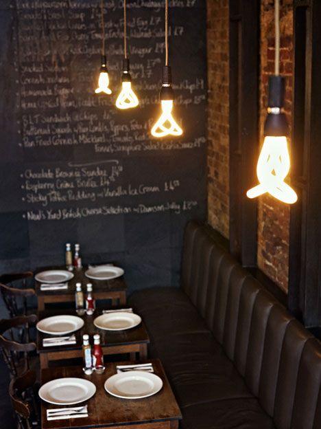 Лампы Plumen 001