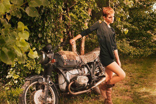 Коллекция эко-одежды от Эммы Уотсон