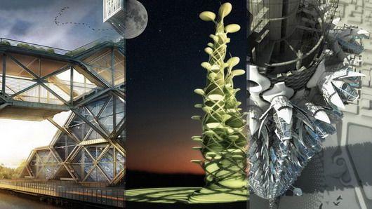 Проекты небоскребов украинских архитекторов