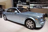 Первый электромобиль от Rolls-Royce Motor Cars