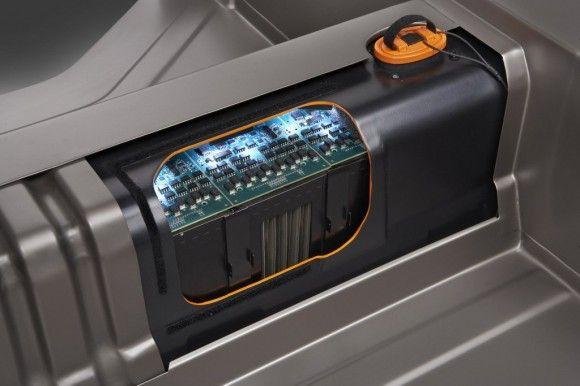 Высокопродуктивный ионно-литиевый аккумулятор