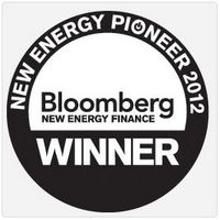 New Energy Pioneers 2012