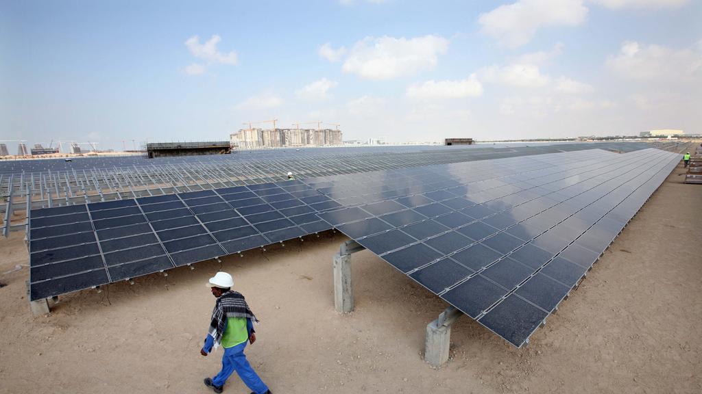 Египет откроет крупнейшую в мире солнечную электростанцию