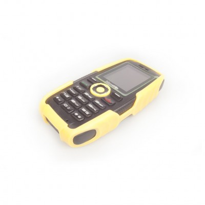 Rugged Solar Powered Mobile Phone
