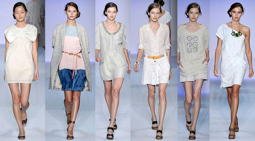 Мода на бамбуковую одежду взошла на подиумы